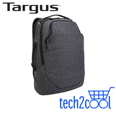 Targus TSB951GL 15-In Groove X2 Max Charcoal Backpack for MacBook and Laptops