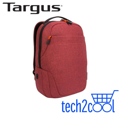Targus TSB95202GL 15 In Groove X2 Compact Dark Coral Backpack for MacBook and Laptops