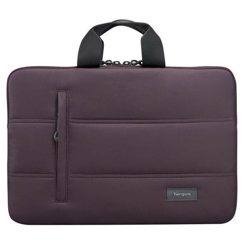 Targus TSS59001AP 15-In Crave II Dark Maroon Slipcase for MacBook