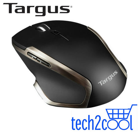 Targus W574 Black Wireless 6-Key BlueTrace Mouse