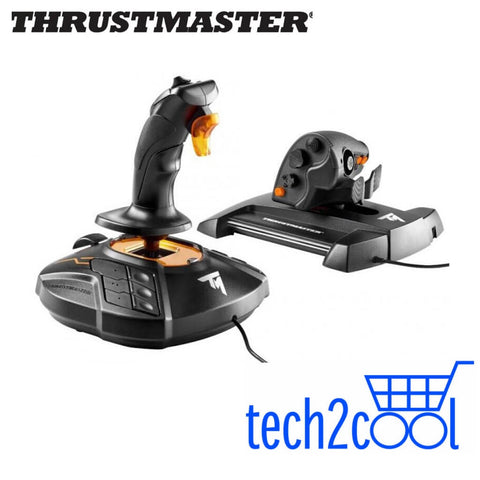 Thrustmaster 2960778 T.16000M FCS Hotas Joystick for PC