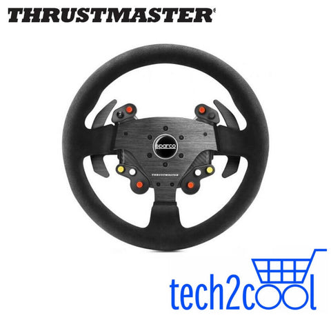 Thrustmaster 4060085 Sparco R383 Mod Rally Wheel Add-On for PC, PS3, PS4 and Xbox One
