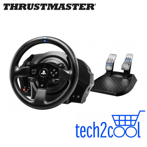 Thrustmaster 4160607 T300 RS Force Feedback Wheel for PS3, PS4 and PC