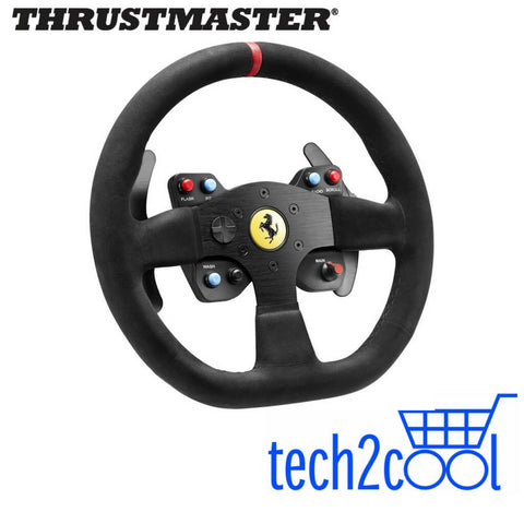 Thrustmaster 4060071 F500XX Evo 30 Alcantara Wheel Add-On