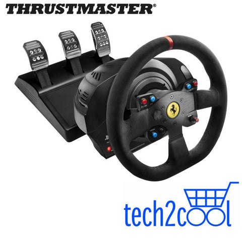 Thrustmaster 4160654 T300 Ferrari Alcantara Edition Racing Wheel