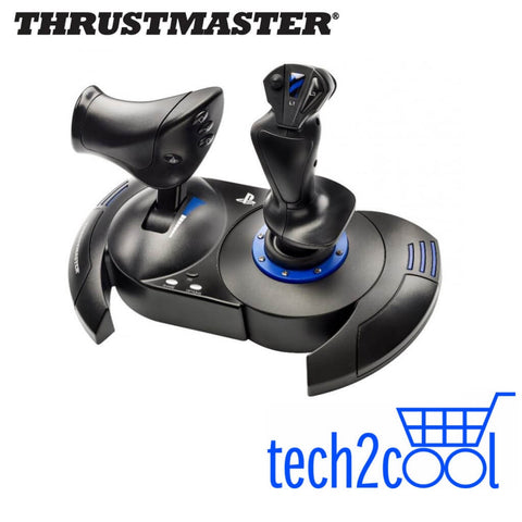Thrustmaster 4160666 T.Flight Hotas 4 Joystick Official Sony Licensed for PS4