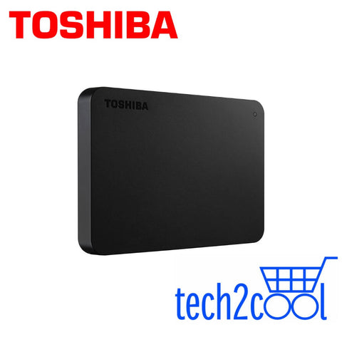 Toshiba Canvio Basics 1 TB Black USB 3.0 Portable Hard Drive