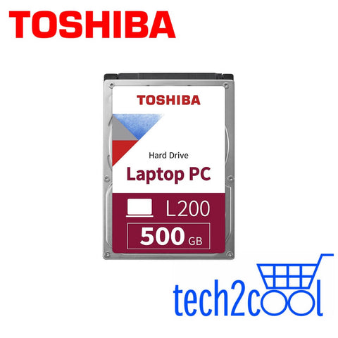 Toshiba L200 500 GB 2.5-In 5400 RPM SATA Laptop PC Hard Drive
