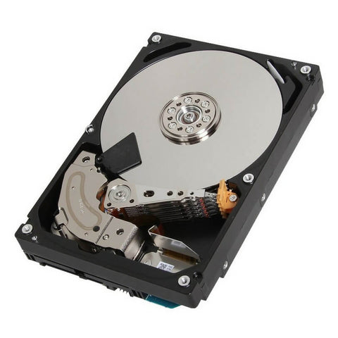 Toshiba 6TB 3.5-In 7200 RPM SATA Desktop Hard Drive
