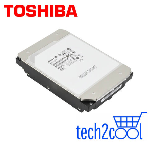 Toshiba MG07ACA12TE 12TB 3.5-In 7200 RPM Enterprise Hard Disk Drive