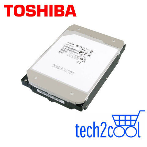 Toshiba MG07ACA14TE 14TB 3.5-In 7200 RPM Enterprise Hard Disk Drive