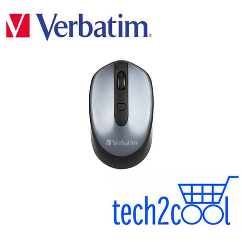 Verbatim 66381 Rechargeable Wireless Mouse