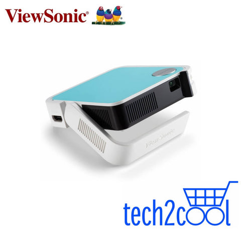 ViewSonic M1 Mini Plus Smart LED Pocket Cinema Projector with JBL Speaker