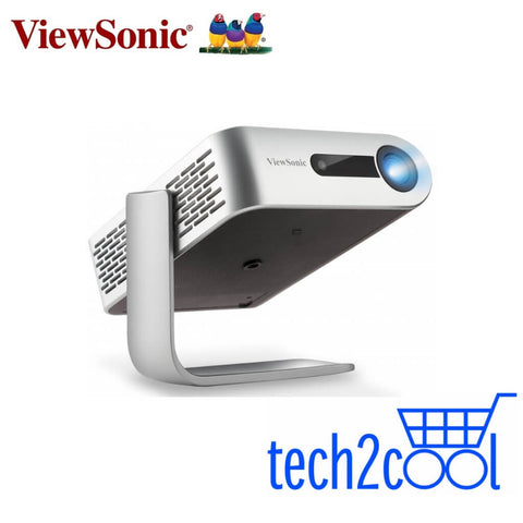 ViewSonic M1+_G2 Smart LED Portable Projector with Harman Kardon Speakers