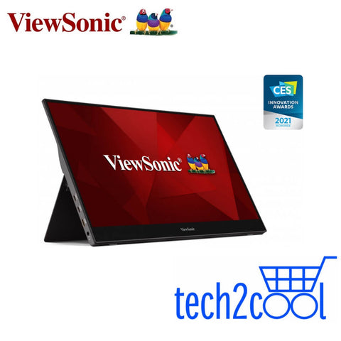 ViewSonic TD1655 16-In Portable Touch Screen Full HD Monitor