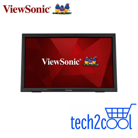 ViewSonic TD2223 22-In 10-Point Infrared Touch TN Full HD Monitor