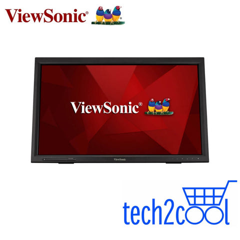 ViewSonic TD2423 24-In 10-Point Infrared Touch VA Full HD Monitor