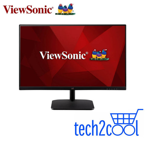 ViewSonic VA2432-h 24-In 1080p IPS Monitor with Frameless Design