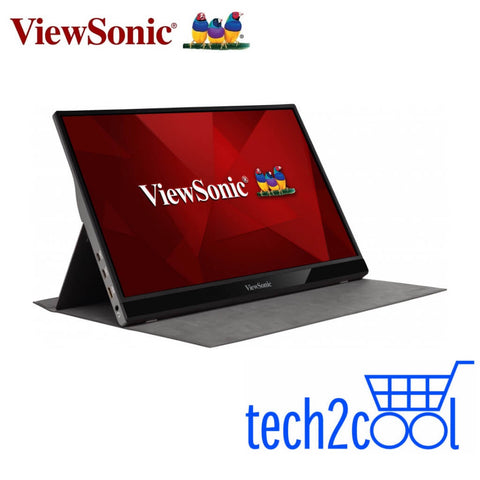 ViewSonic VG1655 16-In Portable Full HD Monitor with USB-C Connector