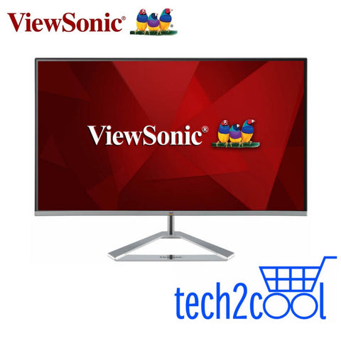 ViewSonic VX2476-SH 24-In IPS Full HD Monitor with Frameless Bezel
