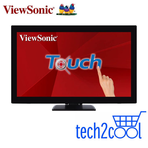ViewSonic TD2760 27-In 10-Point Projective Capacitive Touch Screen Full HD Monitor