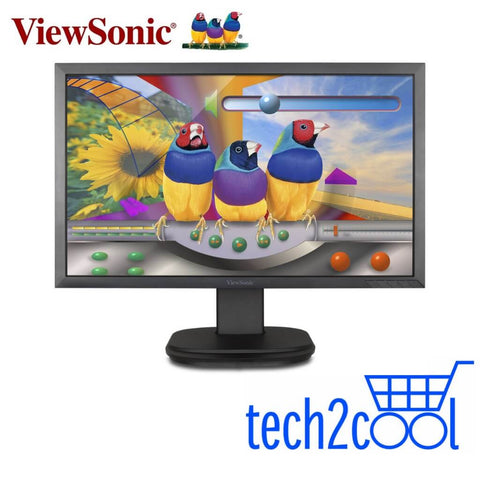ViewSonic VG2439smh 24-In Full HD Ergonomic LED Monitor