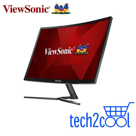 ViewSonic VX2458-C-mhd 24-In Curved Gaming Full HD Monitor