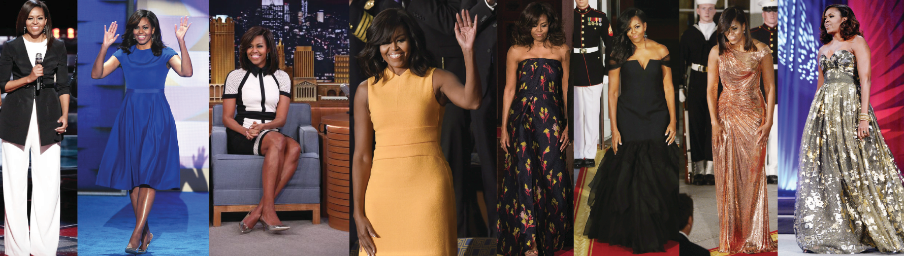 Michelle Obama, one of the most alluring women on earth!