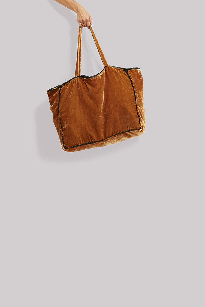 Rivoli Gold Bag