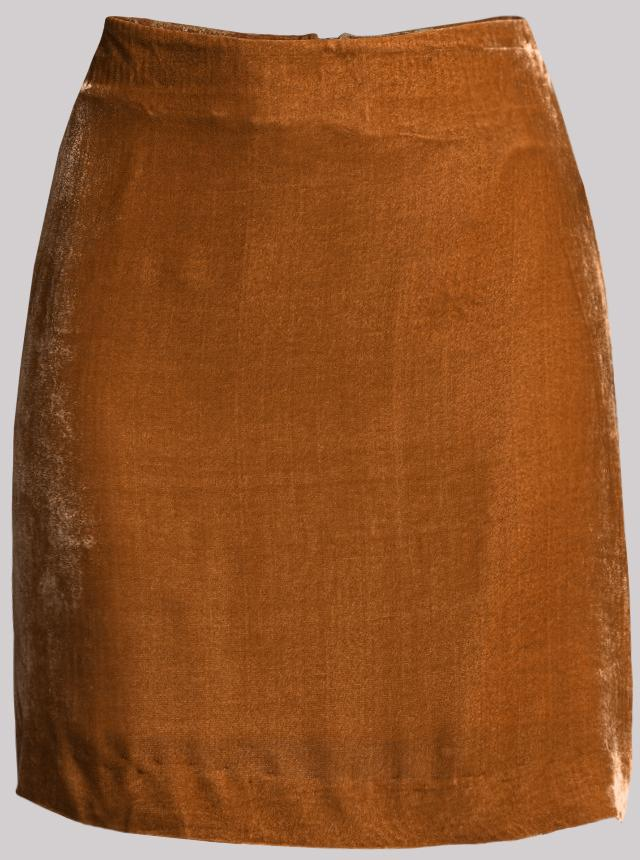 Nine Gold Skirt