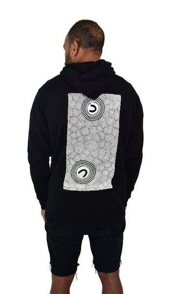 Mens Clan Groups Hoodie