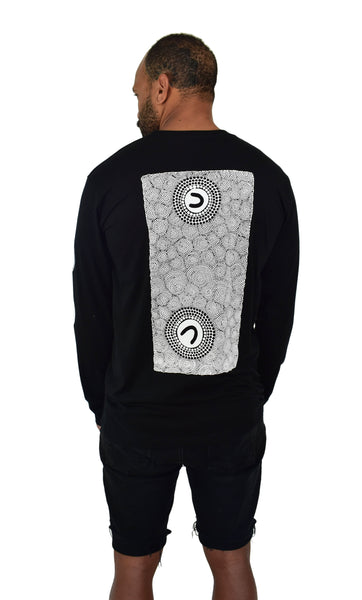 Mens Clan Group Longsleeve