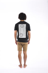 Mens Clan Groups Black Tee