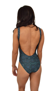 Womens Bibbulum One Piece
