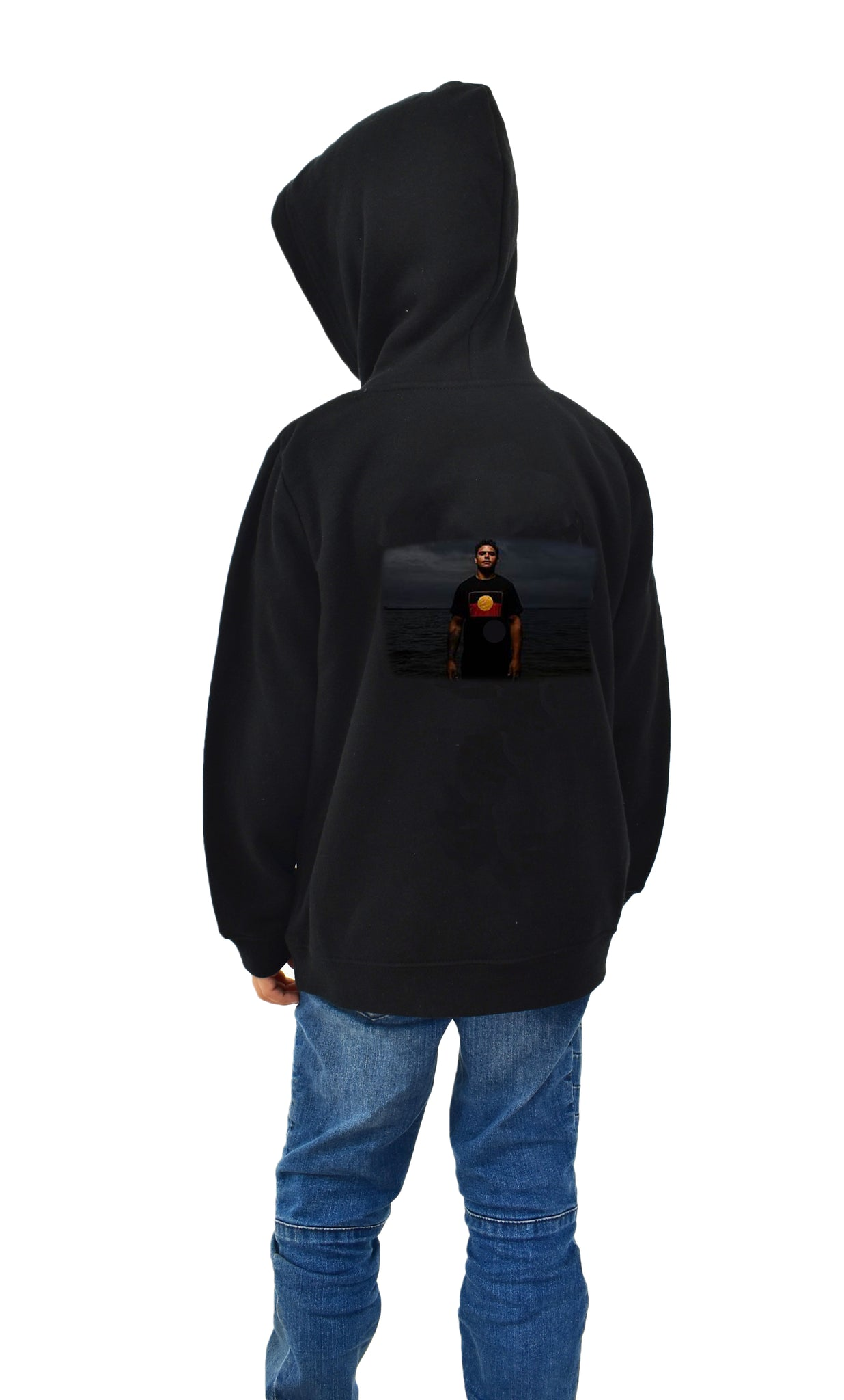 Hoodie by Latrell Mitchell