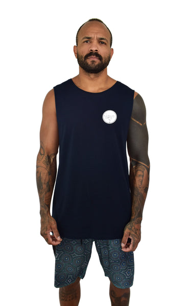 Mens Clan Groups Singlet