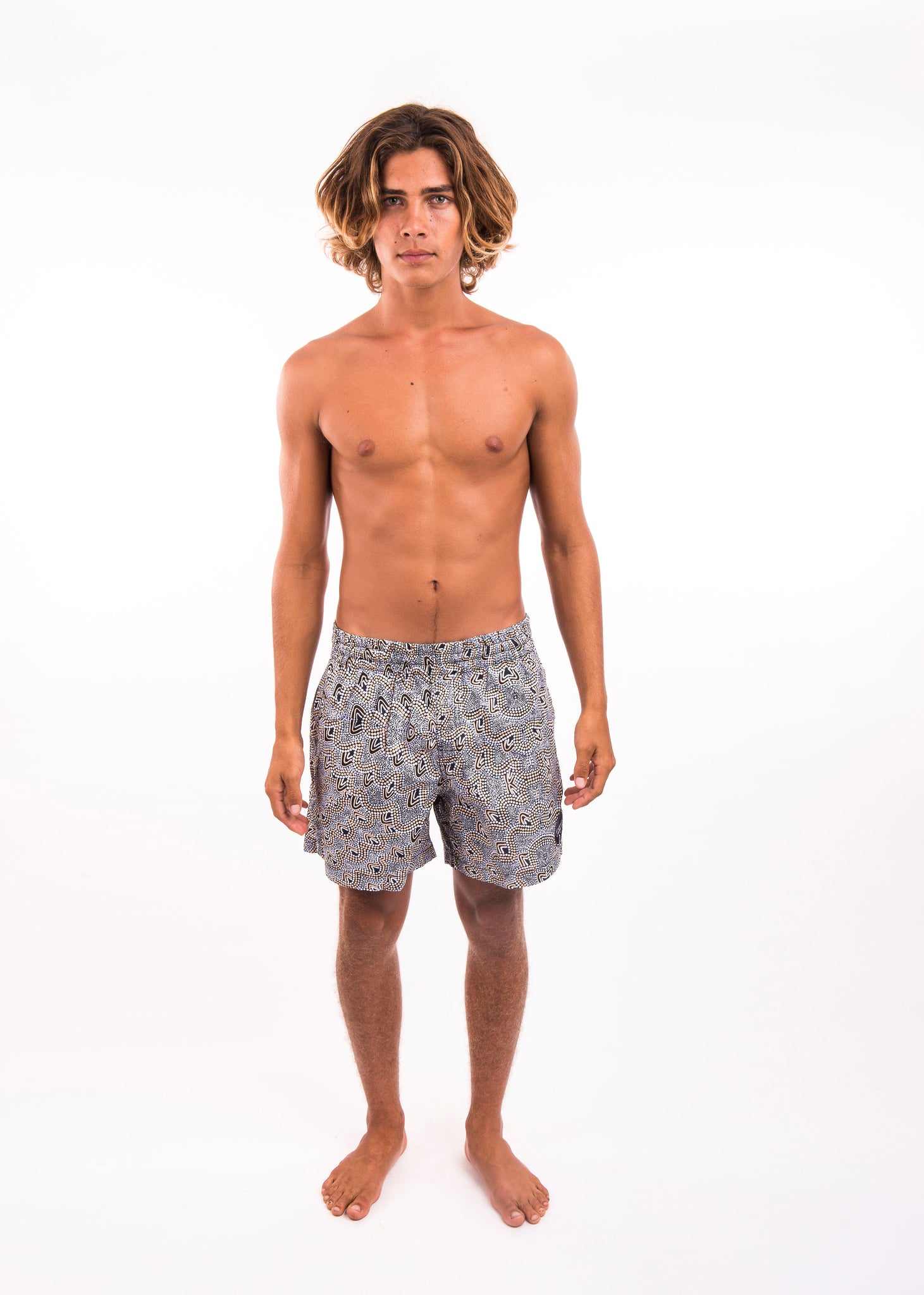 Mens Pippie Causal Shorts