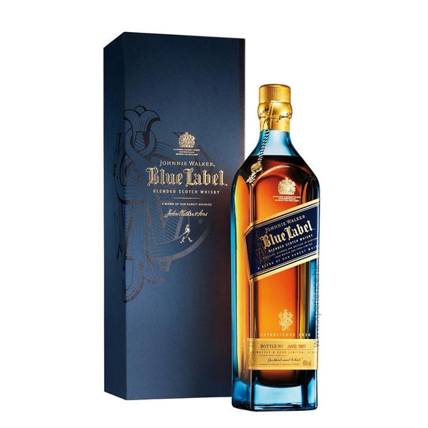 Johnnie Walker Blue Label -