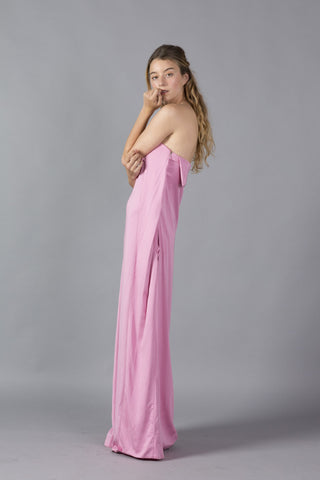 Rose Viscose Gown