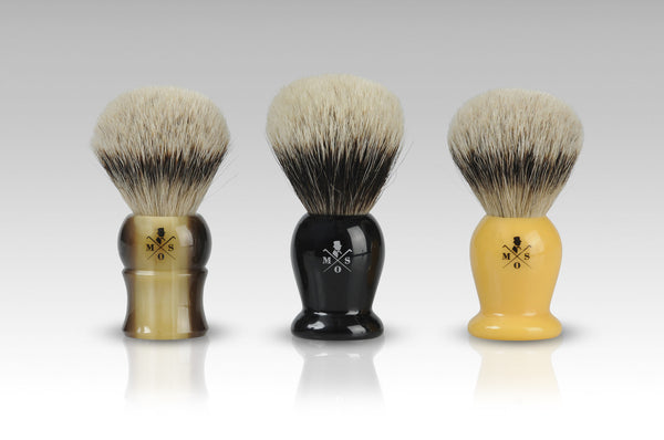 Shaving Brushes- What's the story and why use them?