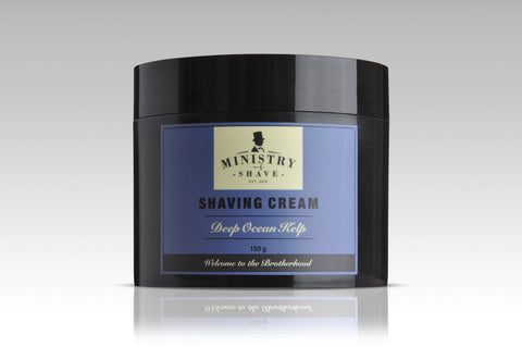 Ministry of Shave Deep Ocean Kelp Shaving Cream- 150gm