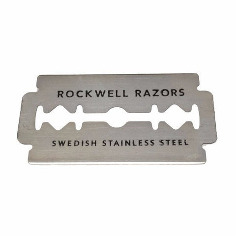 Rockwell Double Edge Razor Blades- Pack of 100