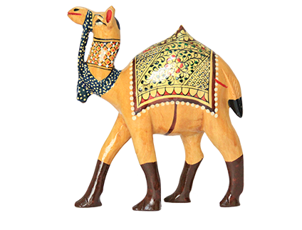 hand painted camel