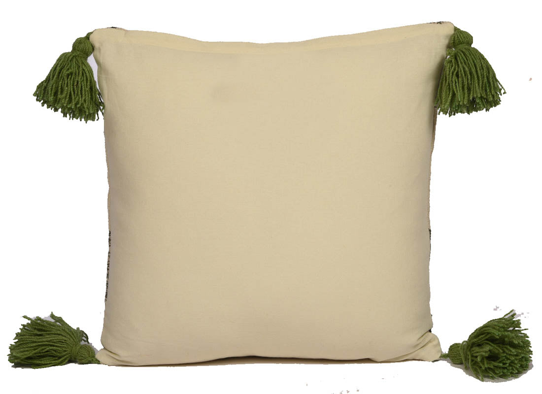 Ethnic Mughal  Cushion Cover