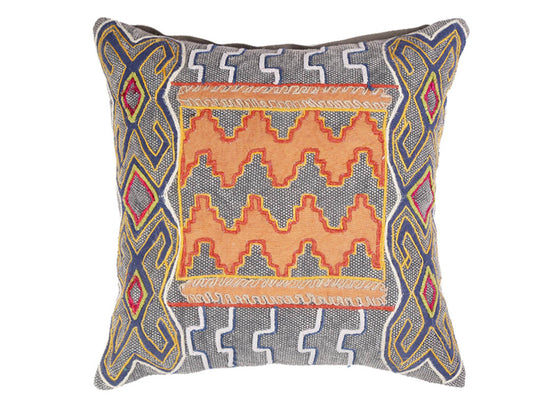 Colorful Bukagi Killim Cushion Cover