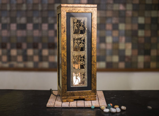 Table Lamp In Frames