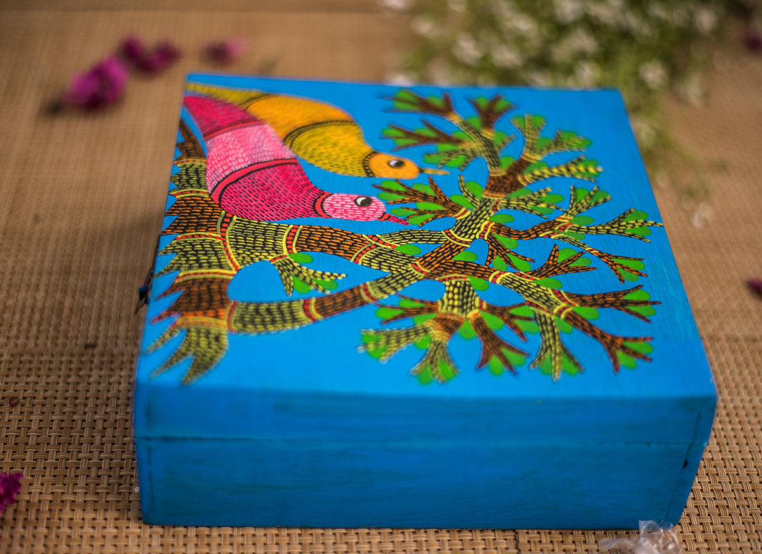 Birds of Paradise Box