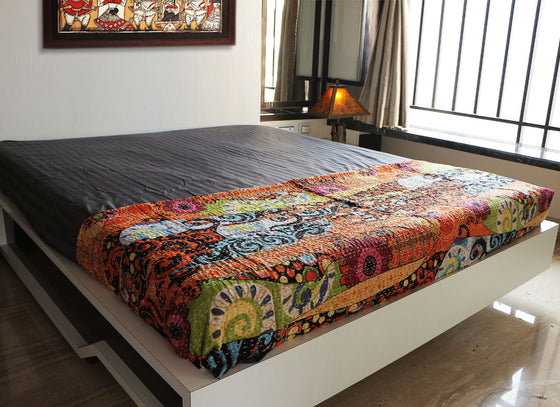 Beautiful bedsheet