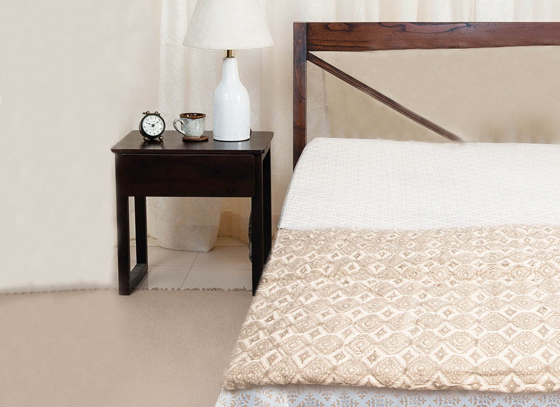 Ethnic Design Rajasthani Quilt Single Bed