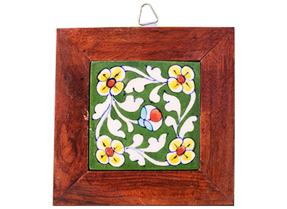 pottery wall hanging